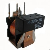 رله پایه سوزنی 12 ولت - مدل TRM-12VDC-H