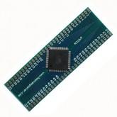 میکرو کنترلر AT90USB1287 مونتاژ شده (برد بردی)