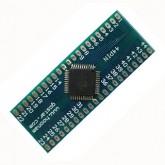 میکرو کنترلر ATXMEGA16A مونتاژ شده