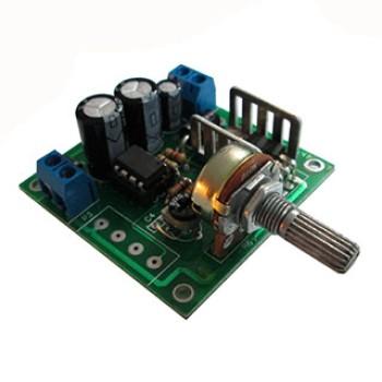ماژول کنترل دور موتورهای DC - مدل 5 آمپر