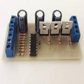 ماژول آمپلی فایر 45 آمپر |RGB