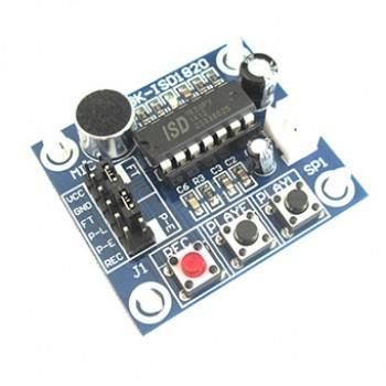 ماژول ضبط و پخش صوت ISD1820