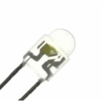 LED کلاهی صورتی / 5mm / بسته 10 تایی