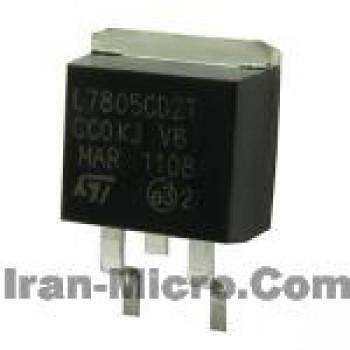 آی سی رگولاتور L7805 - D2PAK SMD