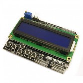 شیلد آردوینو - LCD 2X16 Keypad Shield Arduino