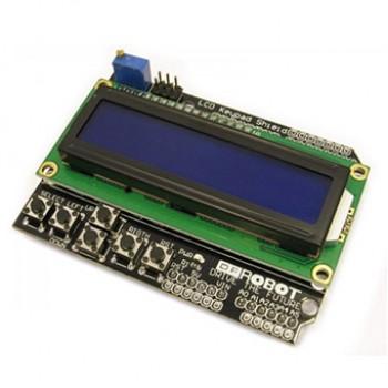 شیلد آردوینو - LCD 2X16 Keypad Shield Arduino