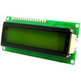 LCD کاراکتری 16*2 بک لایت سبز