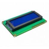 LCD کاراکتری 16*1 بک لایت آبی