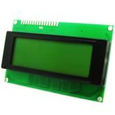 LCD کاراکتری 20*4 بک لایت سبز