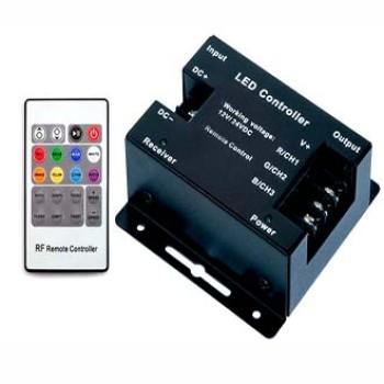 درایور و کنترلر RGB کنترل از راه دور - 36 آمپر