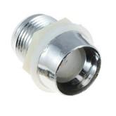 قاب LED طرح فلز - 5 میل -  بسته 10 تایی