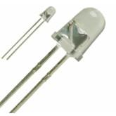 LED سبز شیشه ای 3mm - بسته 10  تایی