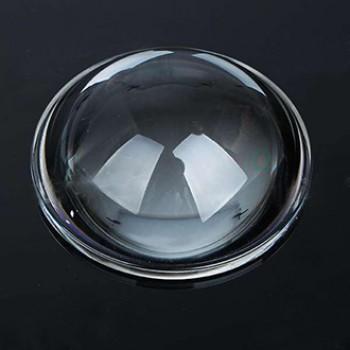 لنز شیشه ای بزرگ - ساده - 5.5 سانت