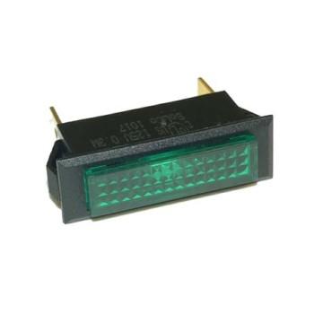 چراغ سیگنال 14*33 میل 110 ولت - سبز
