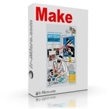 مجموعه مجلات نوآوری و اختراعات MAKE
