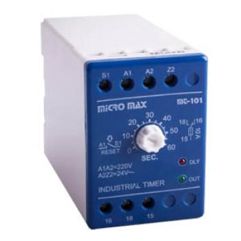 تایمر صنعتی 0 تا 60 ثانیه - مدل MT101