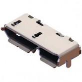 کانکتور MICRO USB-3 SMD - نوع 10 پایه
