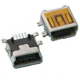 کانکتور MINI USB ـ SMD