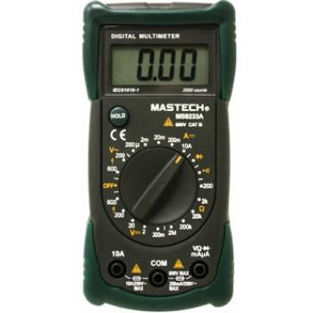 مولتی متر MASTECH - مدل MS8233A (با گارانتی)