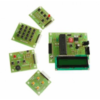 مجموعه کیت های 'پروژه های عملی با میکروکنترلر AVR'
