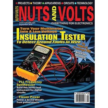 آرشیو کامل مجلات NUTS and VOLTS - سال های 2004 تا 2015