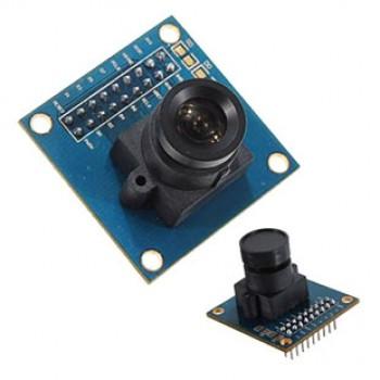 دوربین رنگی OV7670 قابل اتصال به میکروکنترلرها