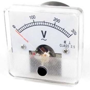 ولت متر عقربه ای آنالوگ - 300 ولت AC