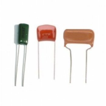 خازن پلی استر 150 نانو - 63 ولت - بسته 5 تایی