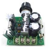 ماژول کنترلر دور موتورهای DC - مدل 10 آمپر