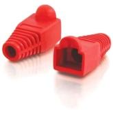 کاور سوکت شبکه قرمز - بسته 10 تایی