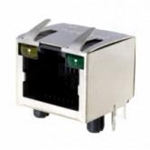 کانکتور شبکه RJ45 رایت - فلزی - چراغ دار (فیلتر دار)