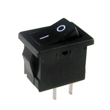 کلید راکر 2 حالته 17*13 - 2 پایه - بدون چراغ