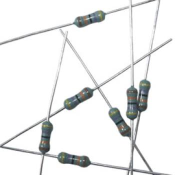 مقاومت 240 کیلو اهم - 1/4 وات - 1 درصد - بسته 10 تایی