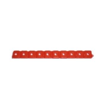 سازه پلاستیکی 10 سوراخ خطی | 10 سانت