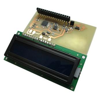 سلف سنج دیجیتال با LCD