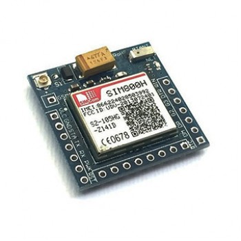ماژول GSMM - GPRS SIM800H + برد راه انداز