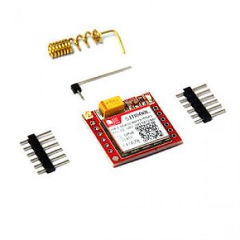 ماژول SIM800L + برد و آنتن