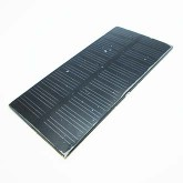 پنل خورشیدی 5.5 ولت - 100 میلی آمپر