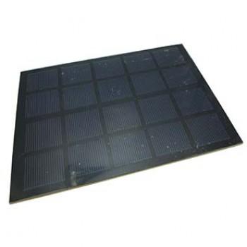 پنل خورشیدی 5 ولت - 500 میلی آمپر