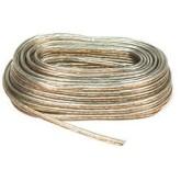 کابل 2 رشته باندی - شیشه ای - 1 متری