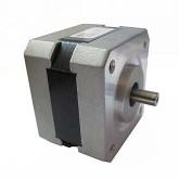 موتور پله ای 1.8 درجه - 12 ولت - 0.5 آمپر - مدل 17HS0002-19 + کابل