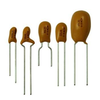 خازن تانتال 22 میکرو فاراد - 25 ولت