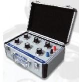 جعبه مقاومت آزمایشگاهی + کیف آلومینیومی