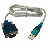 کابل مبدل USB به سریال RS-232