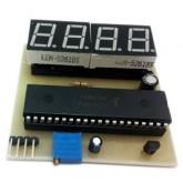 ماژول ولت متر - آمپر متر دیجیتال با ICL7107