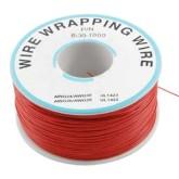 وایر رپ قرمز - حلقه 300 متری