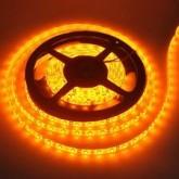 LED نواری زرد - سایز 3528 - حلقه 5 متری
